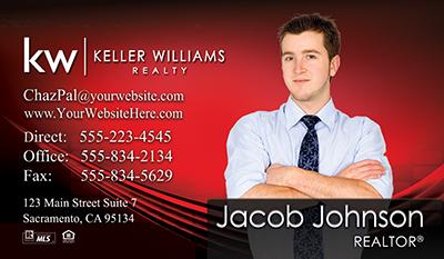 Business Card Designs For Keller Williams